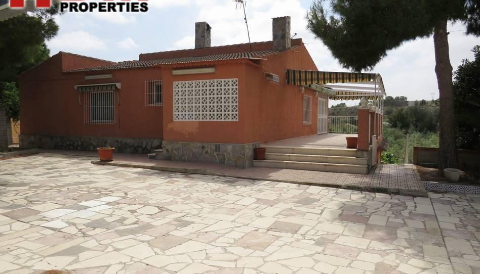 Foto 1 de Casa o chalet en venta en Santa Ana, Jubalcoi, Alicante