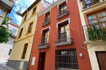 Edificio de alquiler en Calle Sacristía de San Matías,  Granada Capital