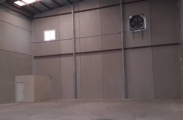 Nave industrial de alquiler en Villamontes - Boqueres