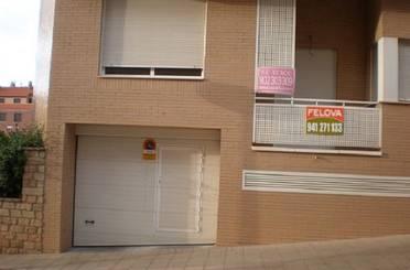 Garaje en venta en Cl Francisco de Zurbaran Nº 1 Bº a, Villamediana de Iregua