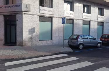 Local de alquiler en Donoso Cortes, Novelda