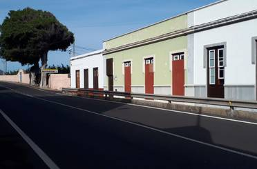 Piso en venta en Icod a Buenavista, Garachico