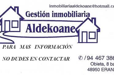 Terreno en venta en Camino Andramariturri a Peñes, Erandio