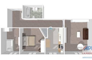 Wohnung zum verkauf in Calle Los Arcos, 18, Utebo