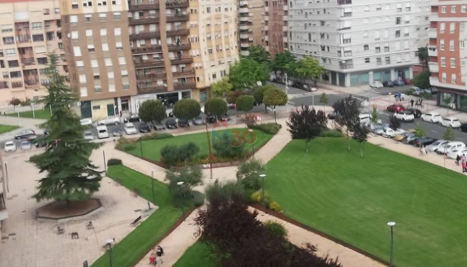 Foto 1 de Piso de alquiler con opción a compra en Anduva - Miranda sur, Burgos