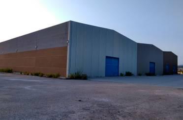 Nave industrial en venta en Ct Nacional 430, Pk 594a, Almansa