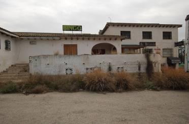 Edificio en venta en Carretera San Antonio-ribarroja, 61, L'Eliana