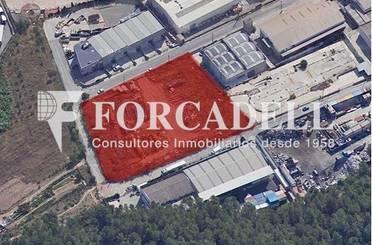 Terreno industrial en venta en Sant Andreu de la Barca