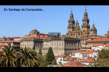 Edificio en venta en Fraguas, Santiago de Compostela