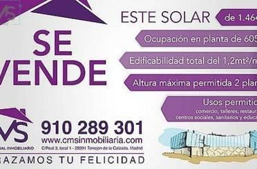 Urbanizable en venta en Real, 56, Torrejón de la Calzada