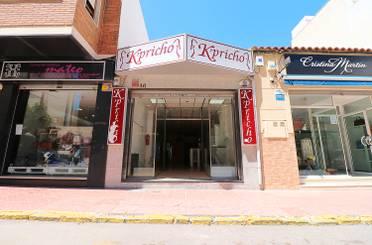 Local de alquiler en Avenida del País Valenciano, Zona Pueblo