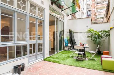 Apartamento de alquiler en Muntaner,  Barcelona Capital