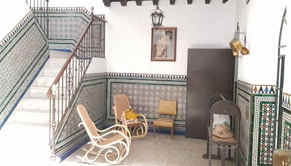 Foto 1 de Casa o chalet en venta en San Lorenzo, Sevilla