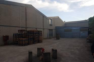 Nave industrial en venta en Castellví de Rosanes