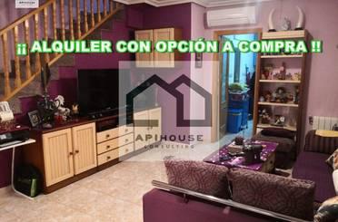 Dúplex de alquiler en Los Montesinos