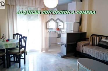 Estudio de alquiler con opción a compra en Torrevieja