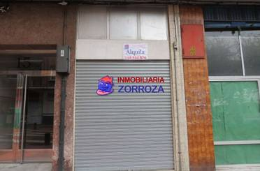Local de alquiler en Abaro Estrata, Basurtu - Zorrotza
