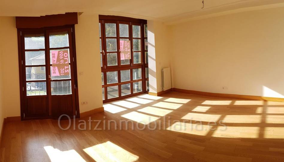 Foto 1 de Piso de alquiler con opción a compra en Balmaseda, Bizkaia