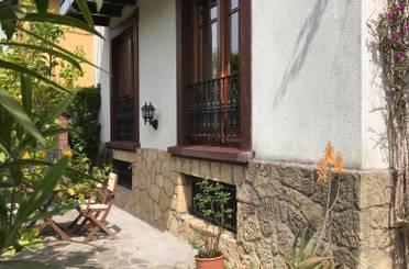 Casa adosada de alquiler en Getxo