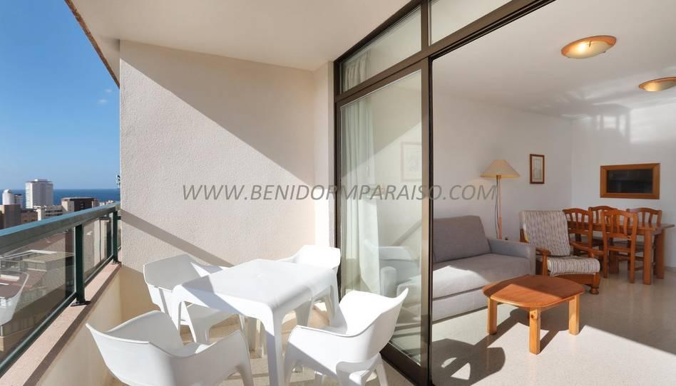 Foto 1 de Apartamento de alquiler vacacional en Calle Juan Llorca, 1, Levante Alto, Alicante