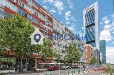 Piso en venta en Paseo de la Castellana,  Madrid Capital
