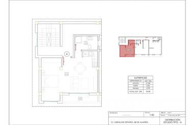 Apartamento en venta en Almería ciudad