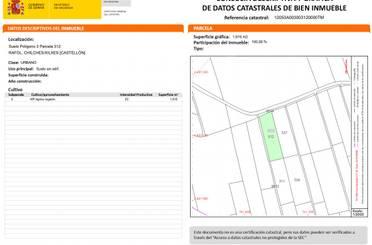 Grundstücke zum verkauf in 3. Partida Rafol, Chilches / Xilxes