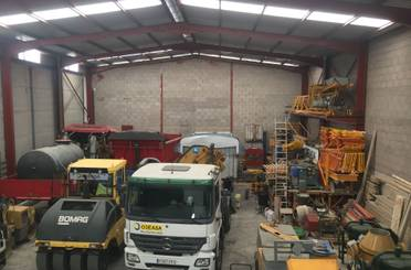Nave industrial en venta en Fasnia