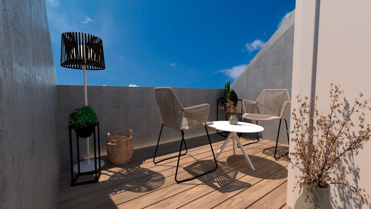 Piso  Sant joan despi ,centro. Dúplex de obra nueva con terrazas y dos plazas de aparcamiento.
