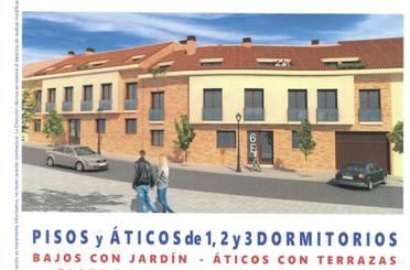 Ático en venta en Madrid, 6, Brunete