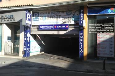 Garaje de alquiler en Calle Alzira, 26, Centro ciudad