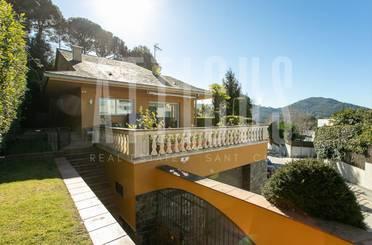 Casa o chalet de alquiler en Carrer Santa Quiteria, Vallromanes