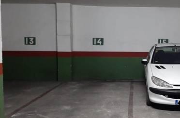 Garaje de alquiler en Ferrocarril D'alcoi, 87, Centro ciudad