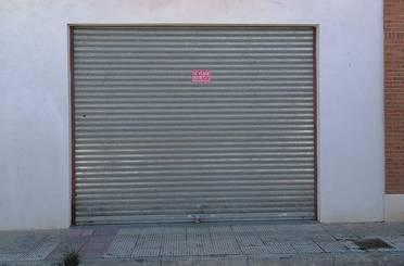 Garaje en venta en El Burgo de Ebro