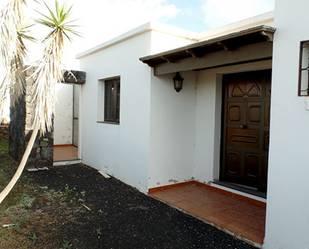 Casa o chalet en venta en Yaiza
