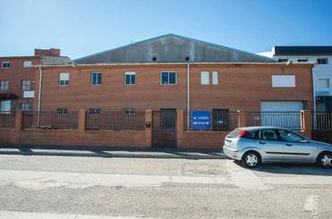 Nave industrial en venta en Castellanos de Moriscos