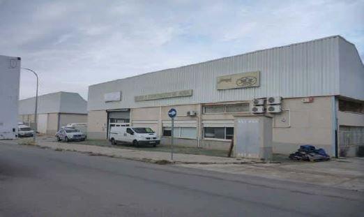 Bâtiment à usage industriel à Son Ramonell-Es Figueral. Nave industrial en venta en es pont d`inca nou, marratxí (balear