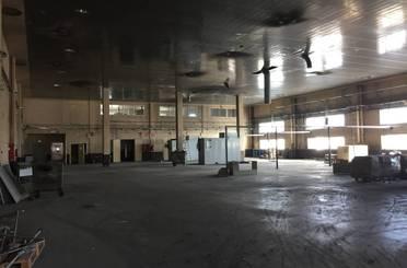 Nave industrial de alquiler en El Olivar