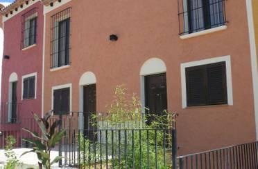 Casa adosada de alquiler en Calle Illa Mallorca, 19, Golf Bahía