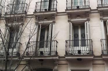 Edificio de alquiler en Moncloa