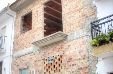 Casa adosada en venta en Alfarnate