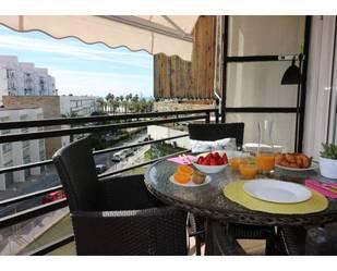 Apartamento de alquiler vacacional en Rodriguez Pomatta, Salou