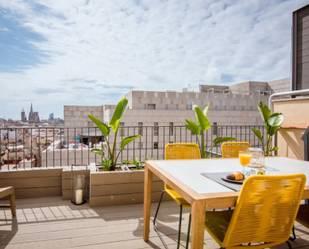 Wohnung miete Ferienwohnung in Ronda de Sant Pere, 5,  Barcelona Capital