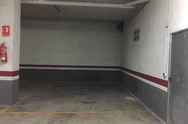 Garaje de alquiler en La Cañada