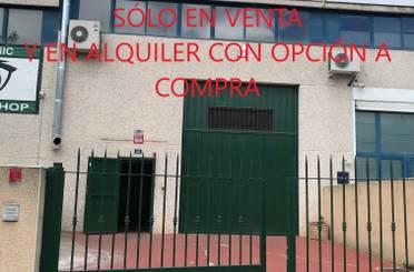 Nave industrial en venta en Calle de Juan de la Cierva, Las Castañeras - Bulevar