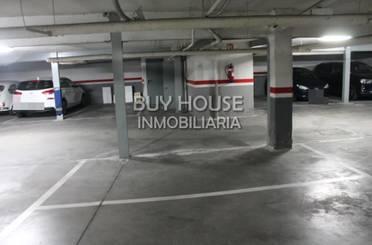 Garaje de alquiler en Estación - Cruz Roja