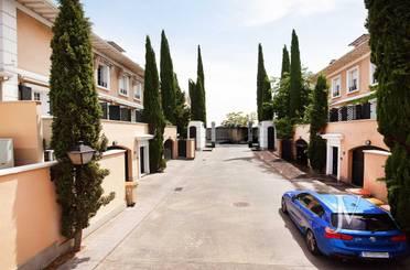 Casa adosada de alquiler en Avenida de Carondelet, Hortaleza