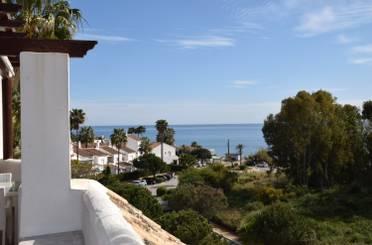 Ático de alquiler vacacional en Marbella