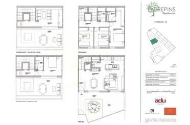 Casa adosada en venta en Avenida de la Marxadella, Zona Avenida Alta - Auditorio