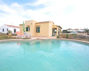 Casa o chalet en venta en Ciutadella de Menorca